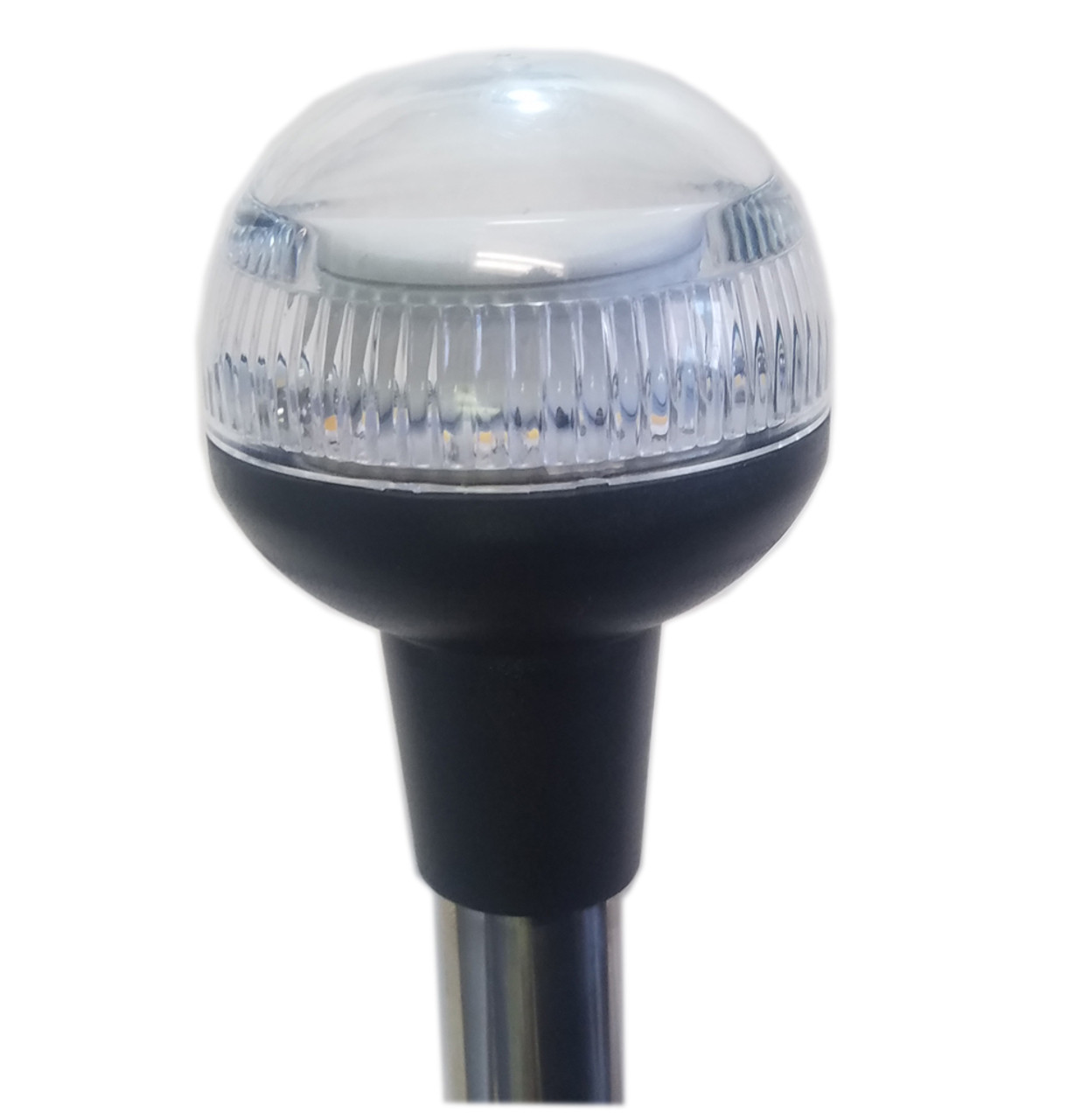8 high output white LEDs