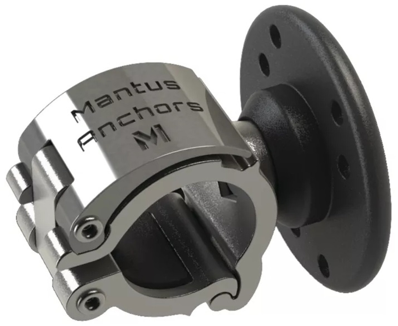 Mantus 316 Stainless Steel Tube Clamp - RAM Mount Compatible