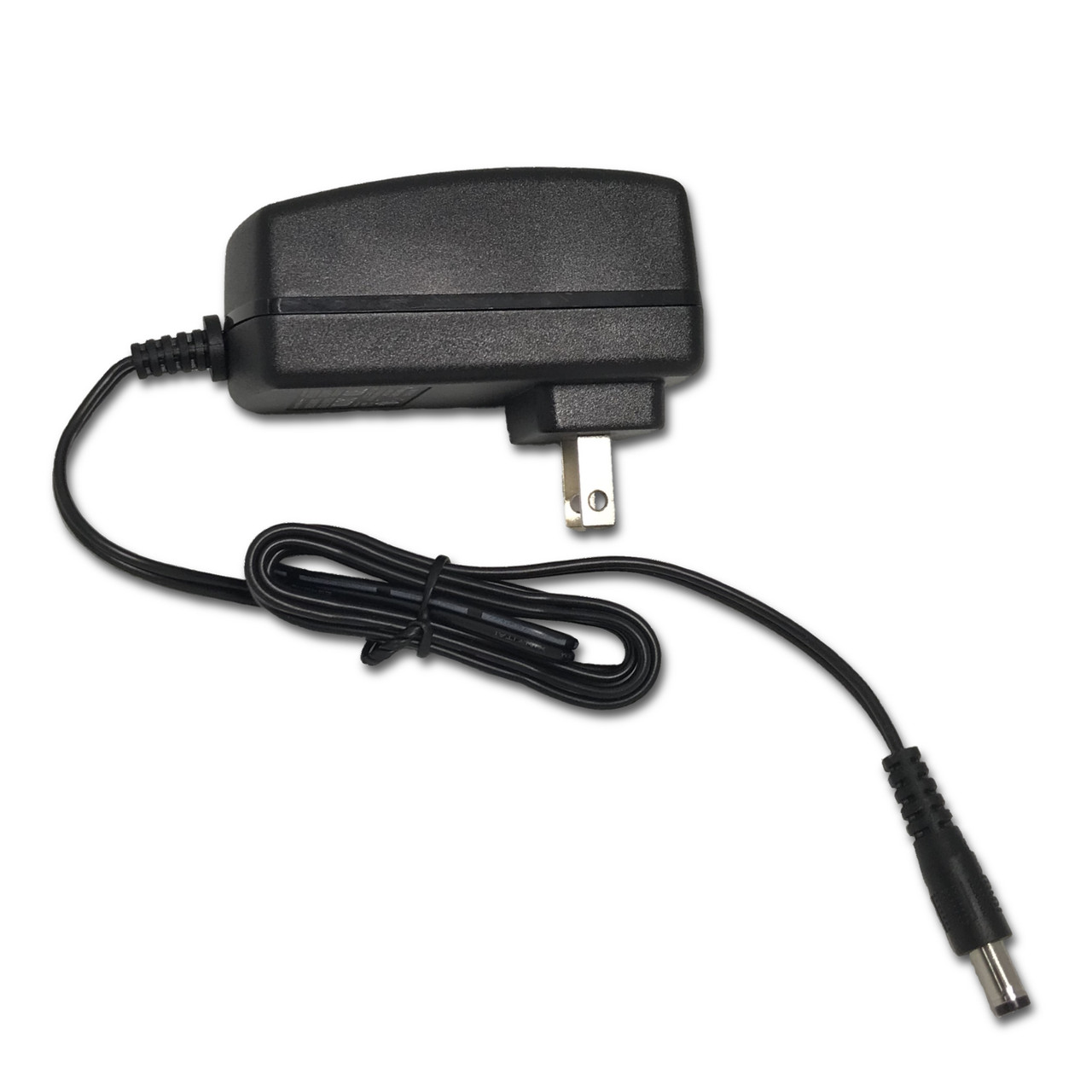 120VAC Wall Charger (included)