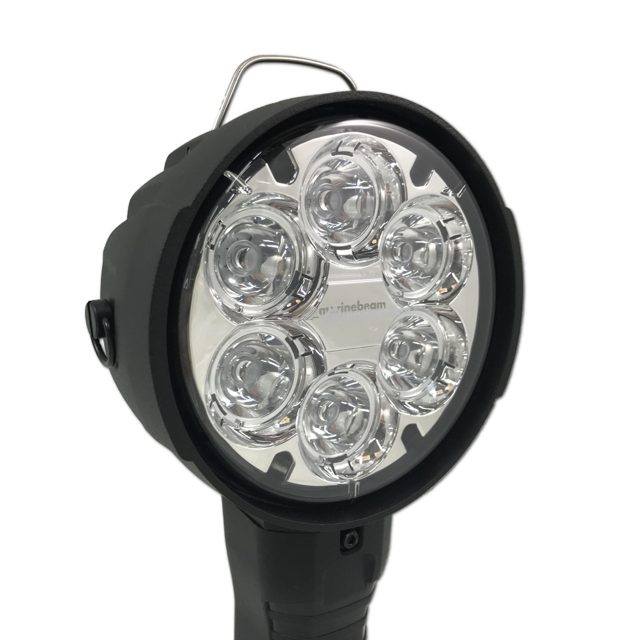 Six High-Output LEDs with TIR Lenses