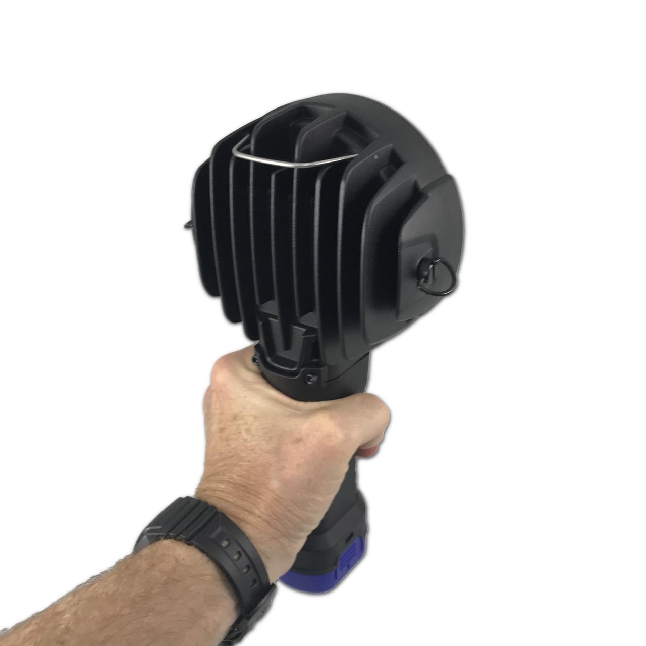 Handheld LED Searchlight Spotlight