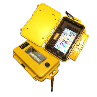 LED 12W Flood Light & cell Phone Hardcase Charger