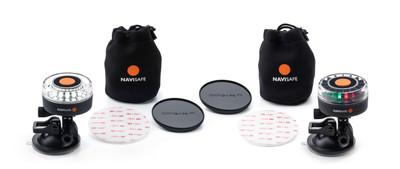 USCG 2NM - Navisafe LED Kayak, SUP, Dinghy Kit