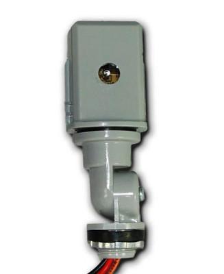 12VDC/24VDC Dusk-to-Dawn Twilight Photocell Sensor Switch