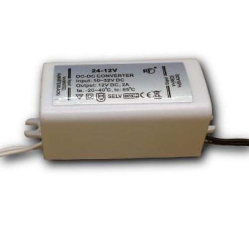24V to 12VDC converter
