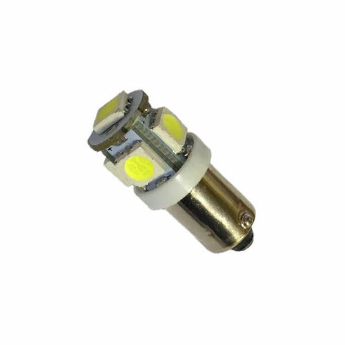 Replacement BA9S 6V LED Bulb for ACR and Guest portable anchor lights