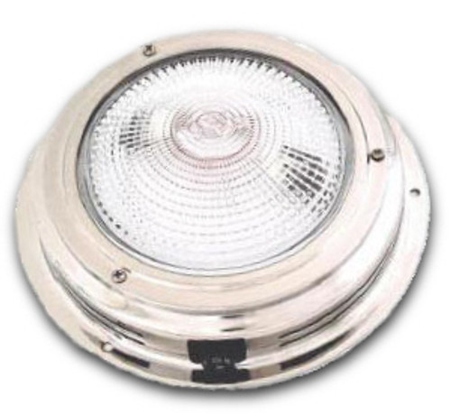 """6.75"""" LED Red/Warm White """"Night Vision"""" Dome Light"""