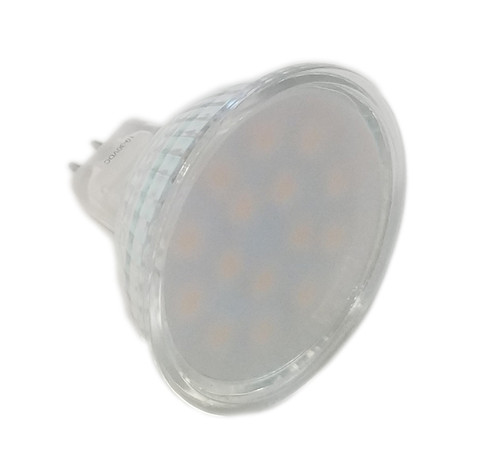 15-LED Frosted Glass MR16 Replacement