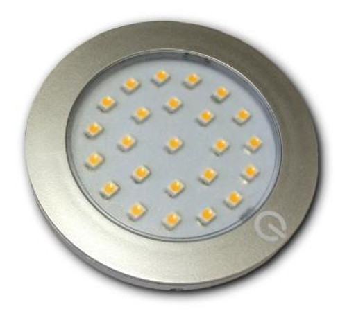 Surface Mount 24-LED Touch Light Fixture