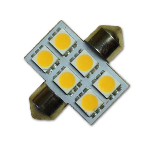 """Festoon LED Bulb 31mm 1-1/4"""""""