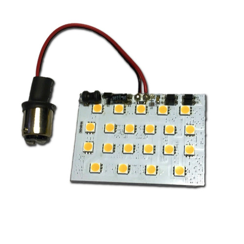 Bayonet LED BA15d Panel