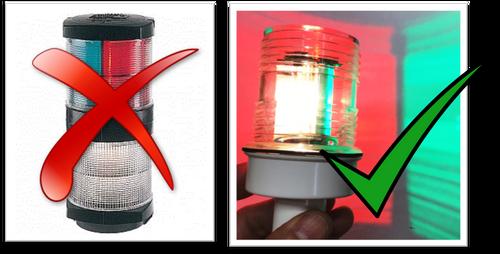 Smart LED Tri-Color, Anchor Light, and Strobe