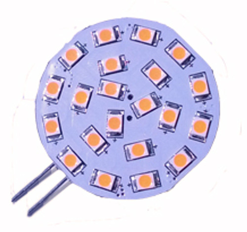 21-LED High Output Side Pin G4 Bulb