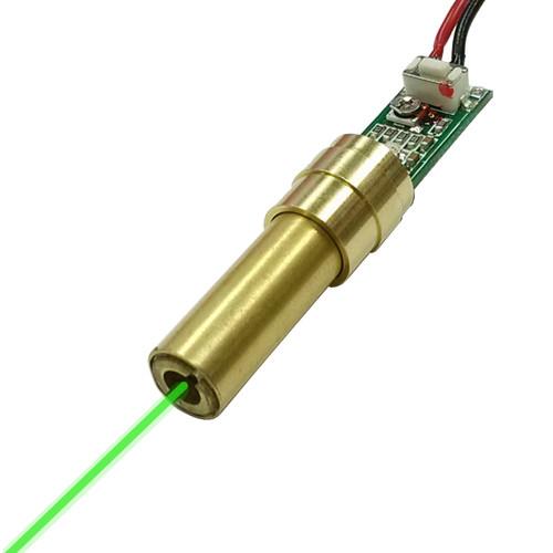 Economical Green Laser Module, Wavelength: 532 nm, VLM-532-42 LPA