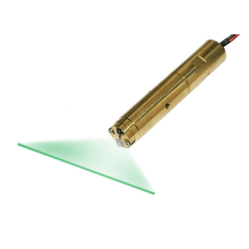 High accuracy Green Line Laser, Wavelength: 532 nm, VLM-532-46 LPT