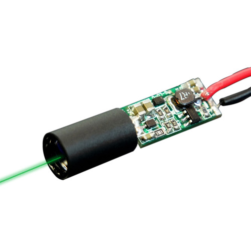 VLM-520-51 LPA Direct Green Dot Laser Module