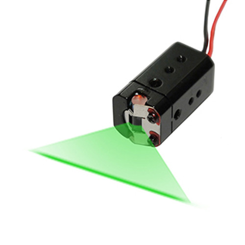VLM-520-37 LPT Professional DIRECT GREEN LINE LASER MODULE