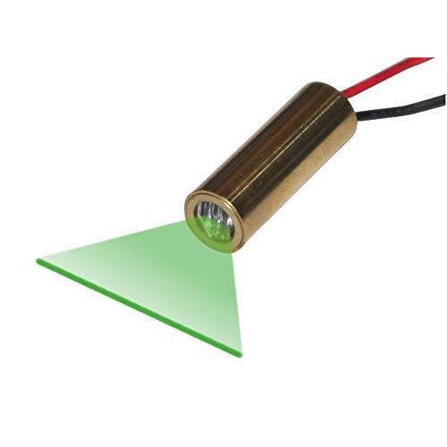 Product picture of Quarton VLM-520-28 LPT, Economical Direct Green Line Laser Module, Wavelength: 520 nm