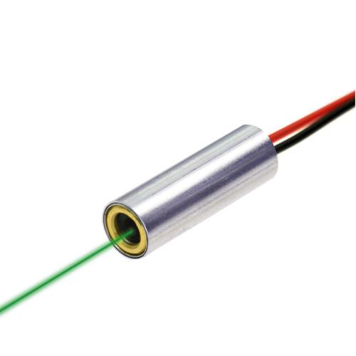 VLM-520-73 LPA INDUSTRIAL USE DIRECT GREEN DOT LASER MODULE