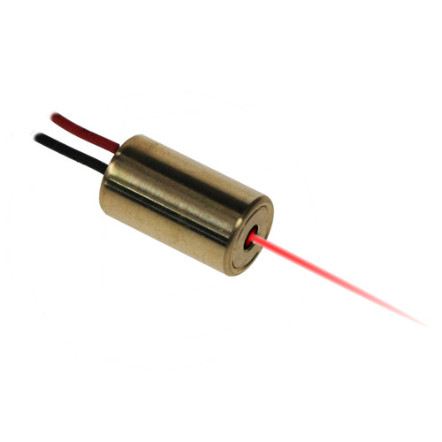 Industrial Use Red Dot Laser, Wavelength: 650nm, VLM-650-01 LPA