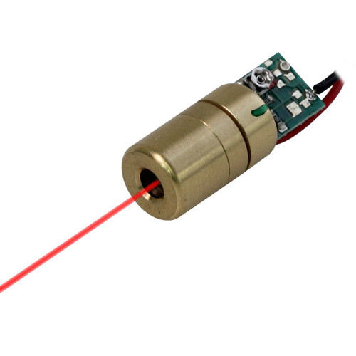 Industrial Use Red Dot Laser, Wavelength: 650nm, VLM-650-02 LPA