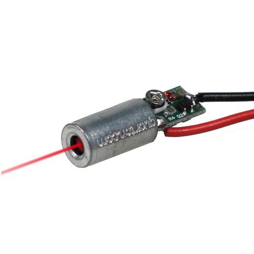 ECONOMICAL RED DOT LASER, Wavelength: 635nm, VLM-635-04 LPA