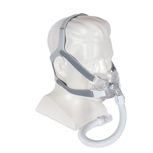 Amara View Full Face CPAP Mask with Headgear - Fit Pack