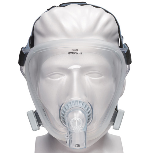FitLife Total Face CPAP Mask with Headgear