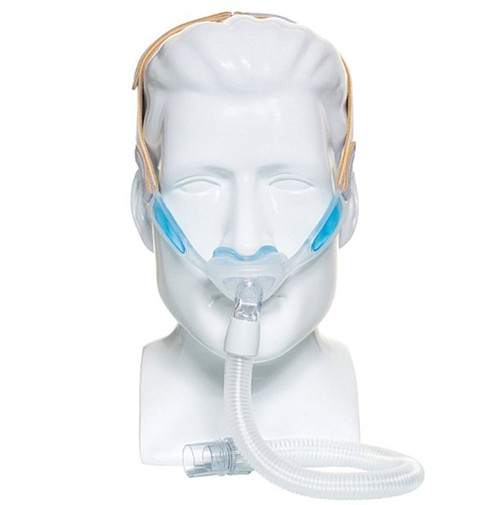 Nunace Gel CPAP Nasal Pillow Mask With Headgear (1105160)