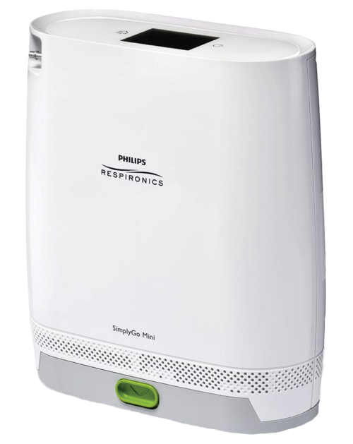 SimplyGo Mini Portable Oxygen Concentrator by Respironics