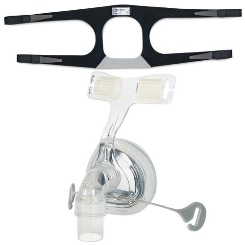 FlexiFit HC407 Nasal CPAP Mask Assembly Kit - Standard (400HC502)