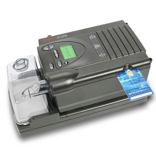 Respironics BiPAP AutoSV Advanced with Humidifier