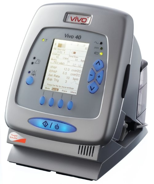 BREAS Vivo 40 Bi-level PAP