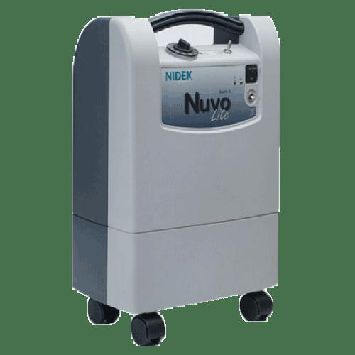 NIDEK Nuvo Mark 5 Lite Oxygen Concentrator