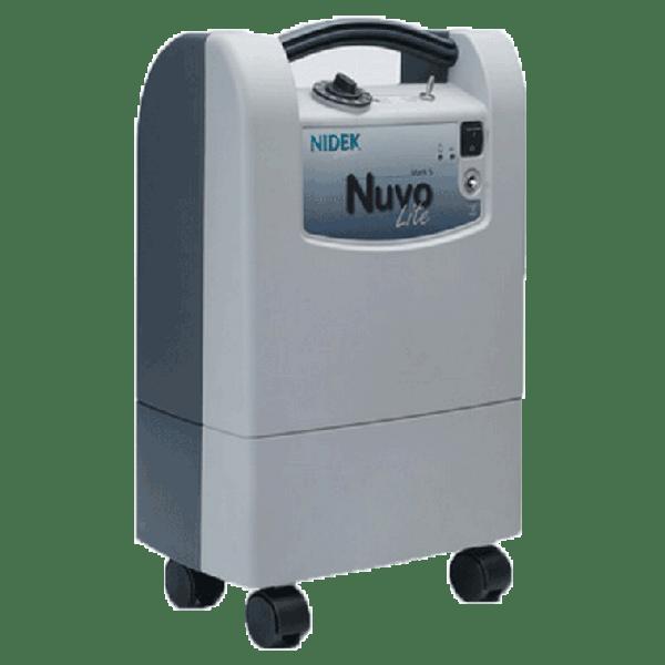 Nuvo Lite Mark 5 Liter Oxygen Concentrator