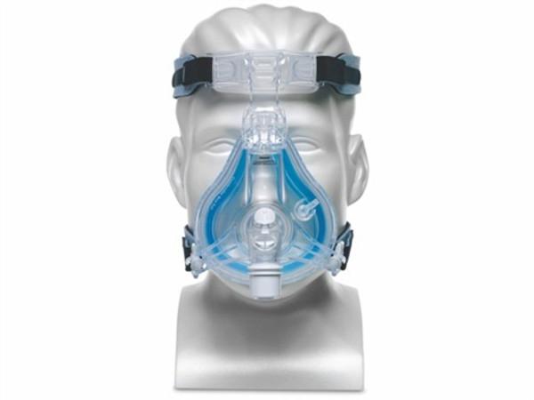 Respironics ComfortGel Blue with Headgear( FULLFACE)