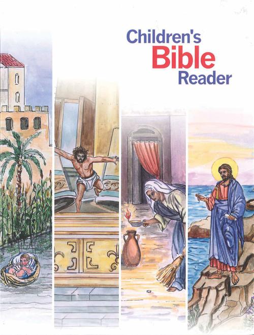 Children's Bible Reader - Paperback