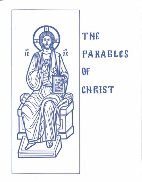 Parables of Christ Byzantine Coloring Book