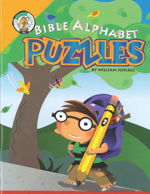 Bible Alphabet Puzzles