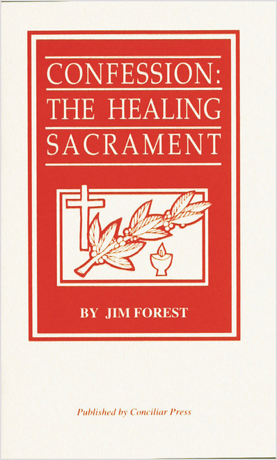 Confession the Healing Sacrament Booklet