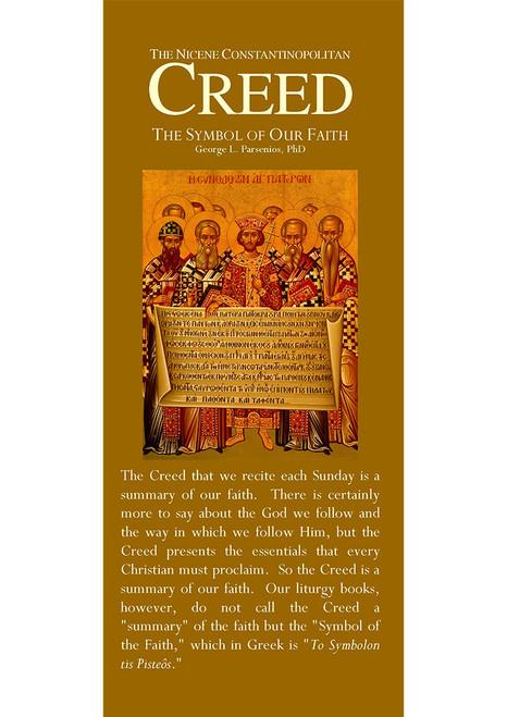 The Nicene Creed Pamphlet (set of 10)