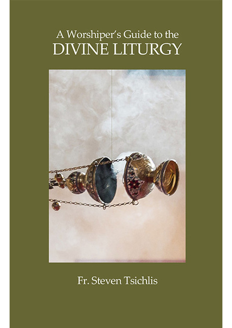 A Worshiper's Guide to the Divine Liturgy Booklet