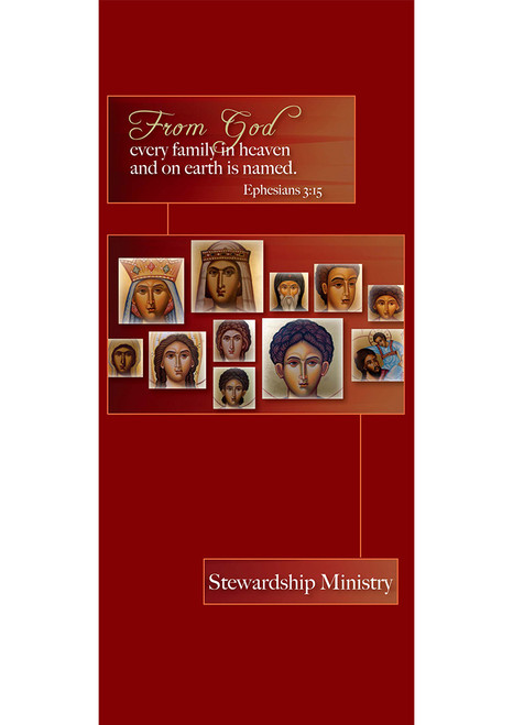 From God, Every Family in Heaven and on Earth is Named Pamphlet (set of 10)