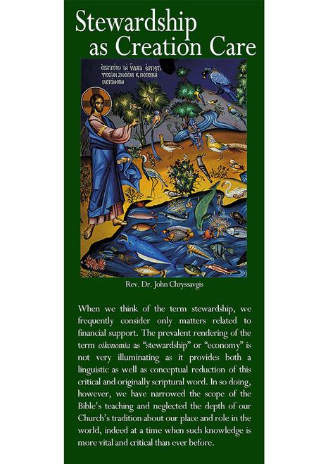 Stewardship as Creation Care Pamphlet (set of 10)