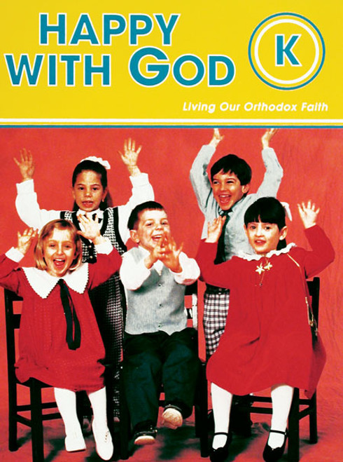Kindergarten: Happy with God Student Book
