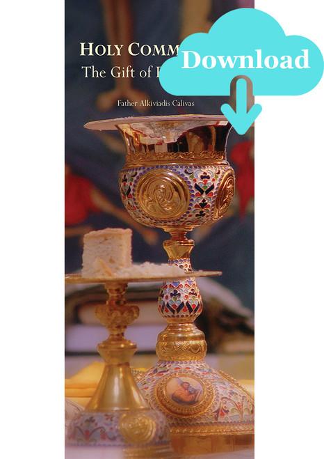 Holy Communion - Digital Download