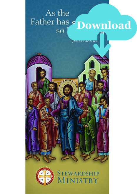 As the Father Has Sent Me, So I Also Send You Pamphlet - Digital Download