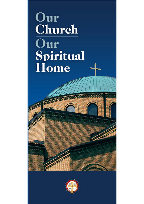 2022 Stewardship Pamphlet: Our Church, Our Spiritual Home (Set of 10)
