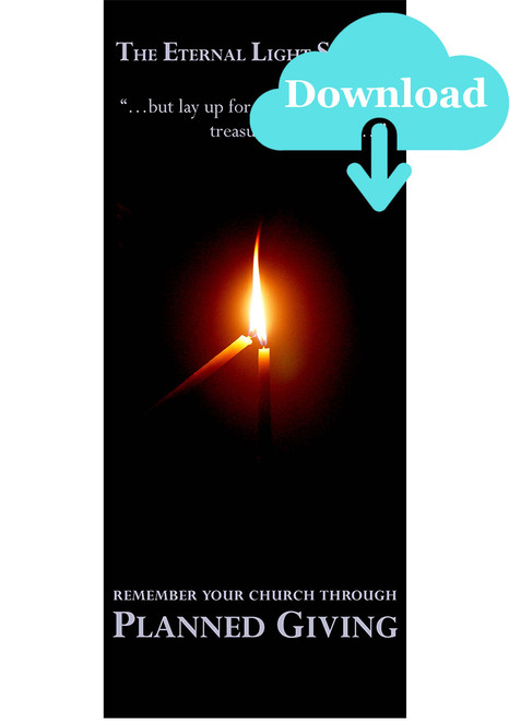 Remember Your Church through Planned Giving Pamphlet - Digital Download