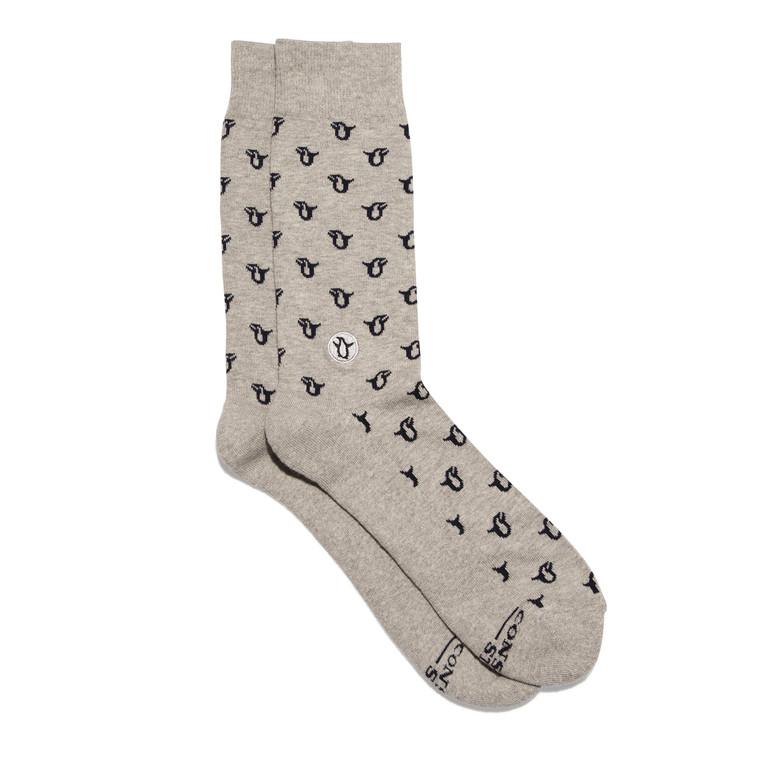 Socks That Protect Penguins